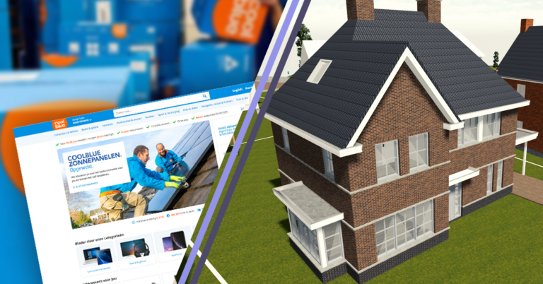 Innobrix de thuisbezorgd van de woningbouw
